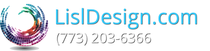 LislDesign.com Website Design (773) 203-6366